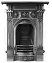 Carron Fireplaces, Small Victorian Cast Iron Combination Fireplace