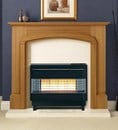 Robinson Willey Firegem Visa Highline Outset Gas Fire