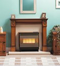 Robinson Willey Firegem Visa Highline Delux Outset Gas Fire