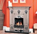 Agnews Fireplaces, Liberty Cast Iron Combination