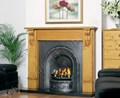 Agnews fireplaces, Ashbourne Cast Iron Fire Insert