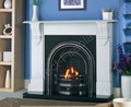 Agnews Fireplaces, Ardley Cast Iron Fire Insert