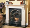 Agnews Fireplaces, Belfast Cast Iron Fire Insert