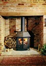 The Charnwood Country 12 Multi Fuel Stove