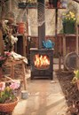 The Charnwood Country 4 Multi Fuel Stove