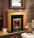 Valor Dimensions Classica Pewter Electric Fire