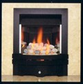 Contemporary Black Fire Trim