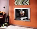 Crystal Fires, Emerald Gem Hole in the Wall Gas Fire