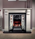 Stourhead Fireplace Package complete with Toulouse Cast And Granite Hearth