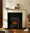 Valor Dimensions Classica Black Electric Fire
