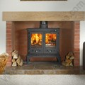 The Firefox 12 Multi Fuel Stove **SPECIAL OFFER** In Stock for immediate dispatch Available with a free length of Flue Pipe