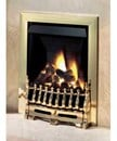Axon Radiant Brass Gas Fire