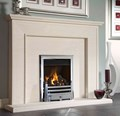 Verine Orbis full depth inset gas fire