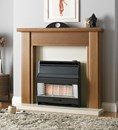 Valor Firelite Oxysafe Outset Gas Fire