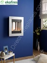 Ekofires 1010 Electric Wall Mounted Fire