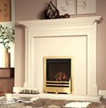 Verine Alpena high efficiency balanced flue gas fire
