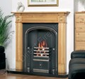 Agnews Fireplaces, Westminster Hob Cast Iron Fire Insert