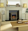 Dimplex Wynford Antique Brass Inset Electric Fire