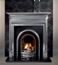"Gallery Fireplaces Palmerston 54"" Cast Iron Fire Surround"