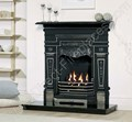 Ashfield Cast Iron Combination from Agnews Fireplaces