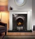 Henlow Fireplace Package Complete With Crown Cast And Granite Hearth