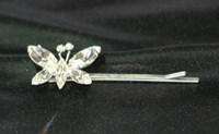 HP0013 - Butterfly hair pin