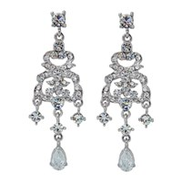 EL1520 - Swarovski chandelier earrings