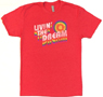 Livin' the dream kids tee $37.95