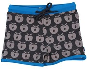 Swim trunks - grey apple