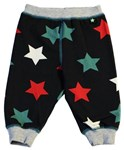 Baggy pants - red star - size 18 mts left!