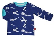 Airplane tee by Hjorth
