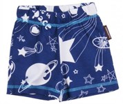 Baby shorts - Space, size newborn - 40% OFF!