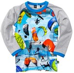 Molo Junior tee - Kite rider