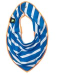 Scarf Bib - Stripes