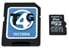 Memory Map Topo4GPS VIC