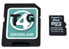 Memory Map Topo4GPS QLD