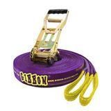 Gibbon-Slackline - Surferline 30m Purple