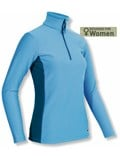 Mont - Slinx Zip-Polo Women's