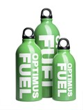 Optimus Fuel Bottles