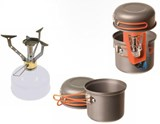 360 Degrees - Furno Stove and Pot Set