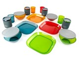 GSI Infinity 4 Person Deluxe Tableset Multi Colour
