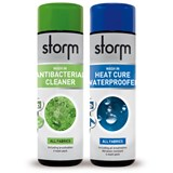 Storm Twin Pack 300ml Heat Cure