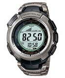 Casio- Pro Trek TRIPLE SENSOR - SLIM LINE - PRG-110T-7V