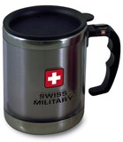 Swiss Military Travel Mug