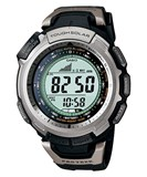 Casio- Pro Trek TRIPLE SENSOR - SLIM LINE - PRG-110-1V