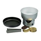 Trangia - Mini Trangia 28-T Compact, Methylated Spirit Stove, Cooking System