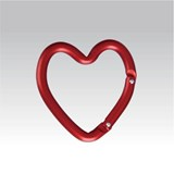Munkees - Heart Carabiner