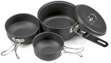 Outbound Logan Hard Anodized Cook Set