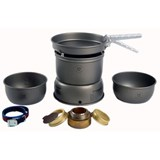 Trangia - 27-1 HA Hard Anodised, Methylated Spirit Stove Cooking System