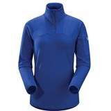Arc'teryx - Rho LTW Zip Long Sleeve Womens